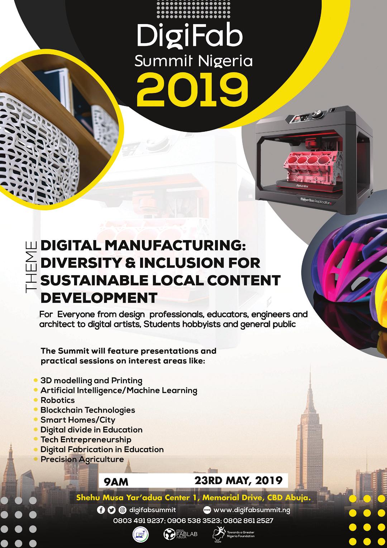Digital Fabrication Nigeria